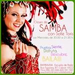 Cartel Samba 2016